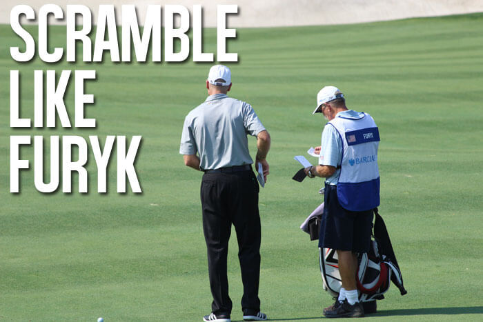 Learn to Scramble Like Jim Furyk