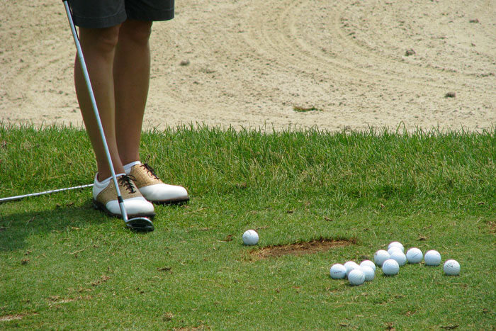 How to Move Your Divot Forward