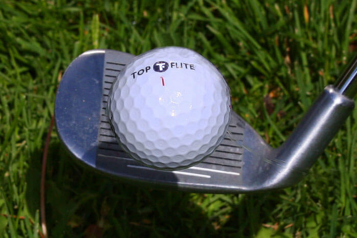 Improve Your Ball Striking with Impact Tape