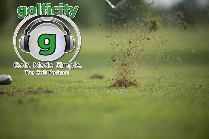 How to Move Your Divot Forward The Golf Podcast