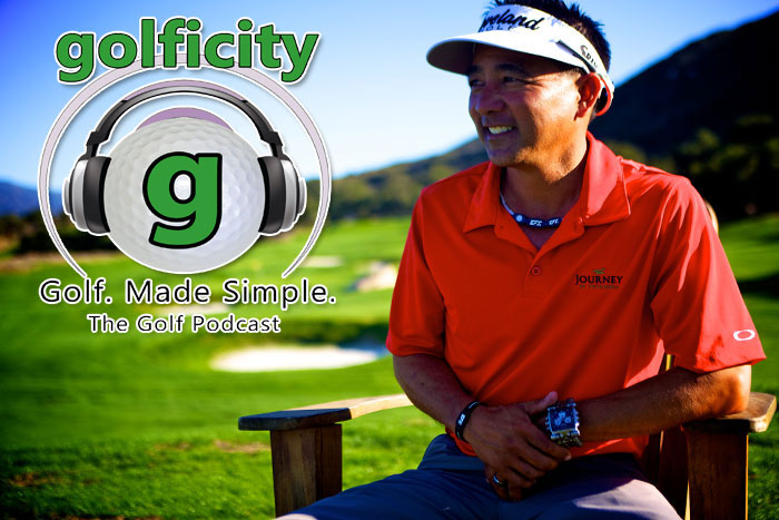 Future of Golf Randy Chang PGA The Golf Podcast