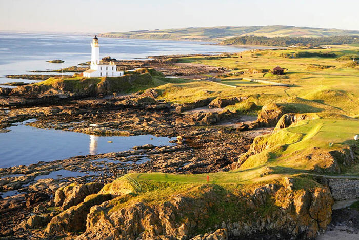 Turnberry Golf Course Review
