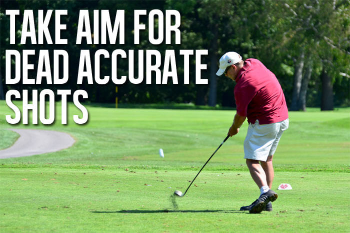 Golf Aiming Tips How to Aim for Dead Accurate Shots