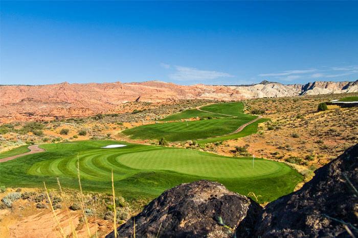 Golf Utah