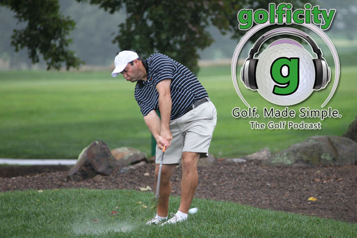 Scratch Golfer Gregg Angelillo on The Golf Podcast
