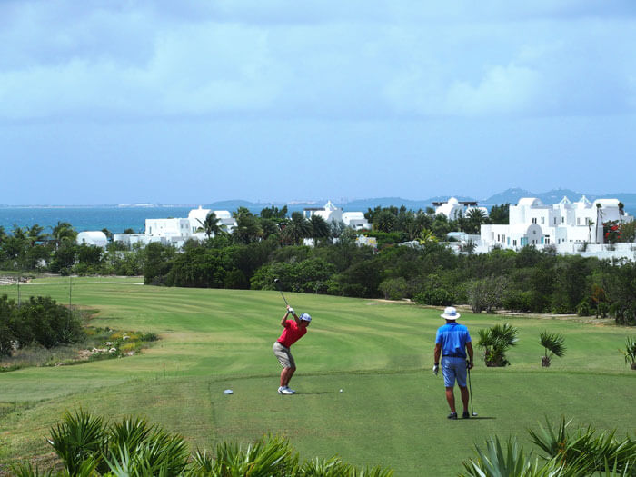 Anguilla Golf Cuisinart Golf Resort 2