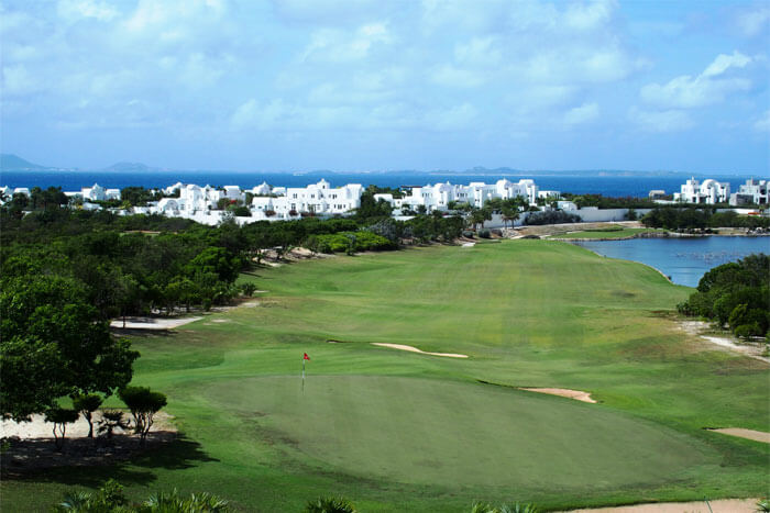Anguilla Golf Cuisinart Golf Resort