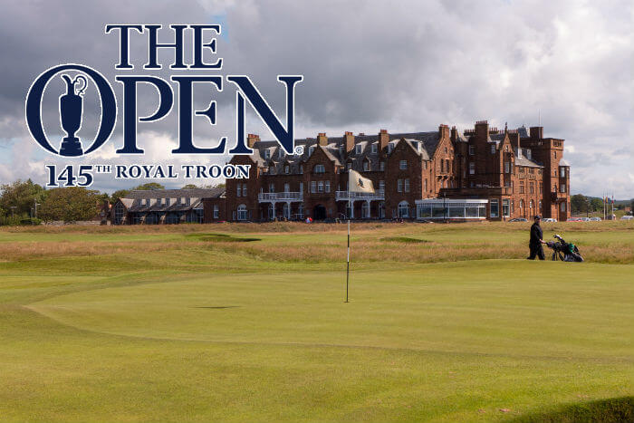 favorites for the open championship