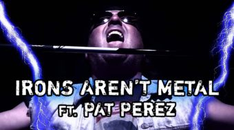Pat Perez Has Too Much Time On His Hands