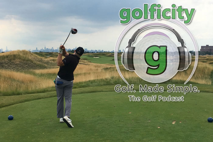 Escaping the Dreaded Fescue Grass the Golf Podcast