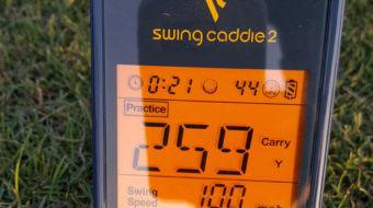 Voice Caddie SC200 Swing Caddie Review