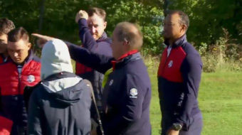 Tiger Woods Gets Booted Out of US Ryder Cup Team Photo