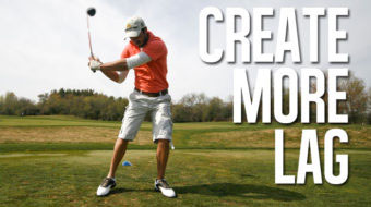 3 Drills to Help You Create More Lag