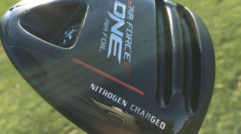 The Air Force One Fairway Wood is Something Special