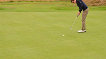 How to Be Deadly Accurate on Downhill Putts