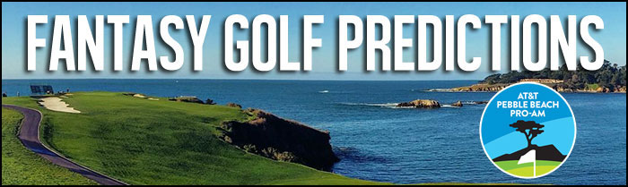 AT&T Pebble Beach Pro-Am 2019 Odds