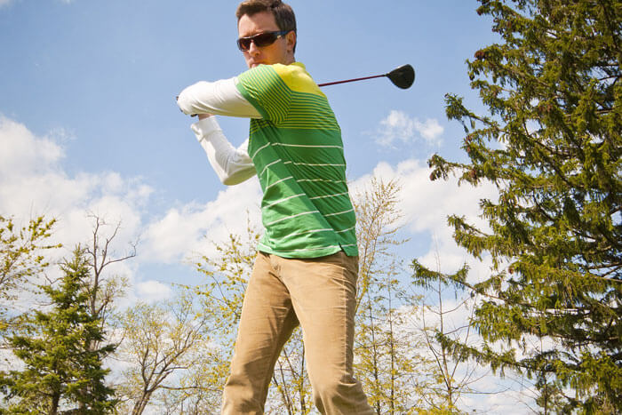 Golf Swing Fix How to Finally Stop Swinging Over the Top