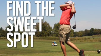 How to Hit Your Driver's Sweet Spot More Often