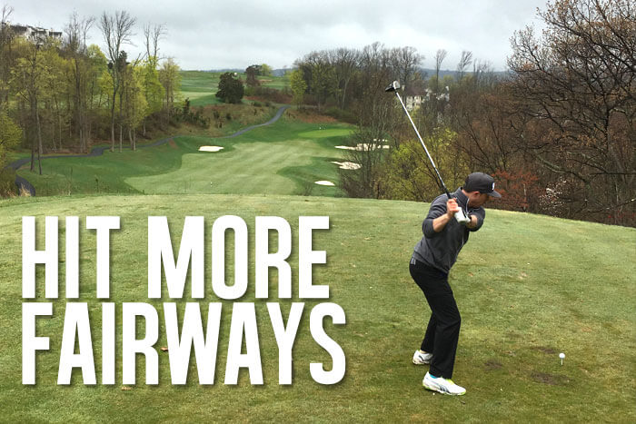How to Hit More Fairways with Your Driver