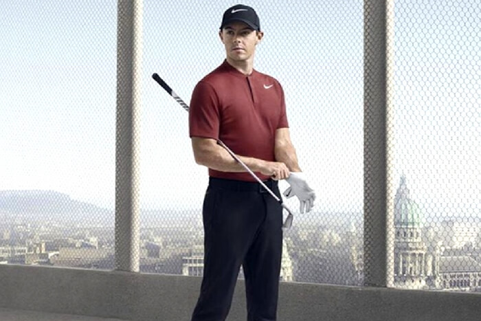 rory signs with nike