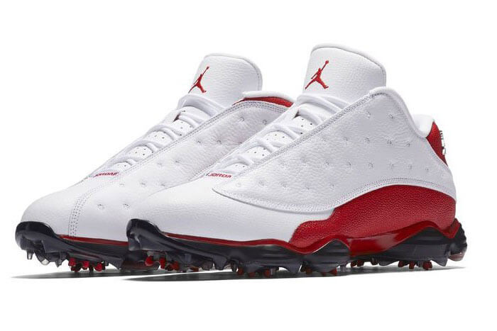 Nike Releases Air Jordan 13 Golf Shoe