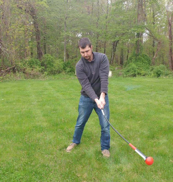 Rukket Red Head Swing Trainer Review 4