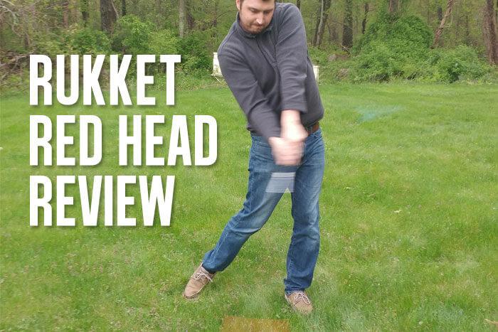 Rukket Red Head Swing Trainer Review