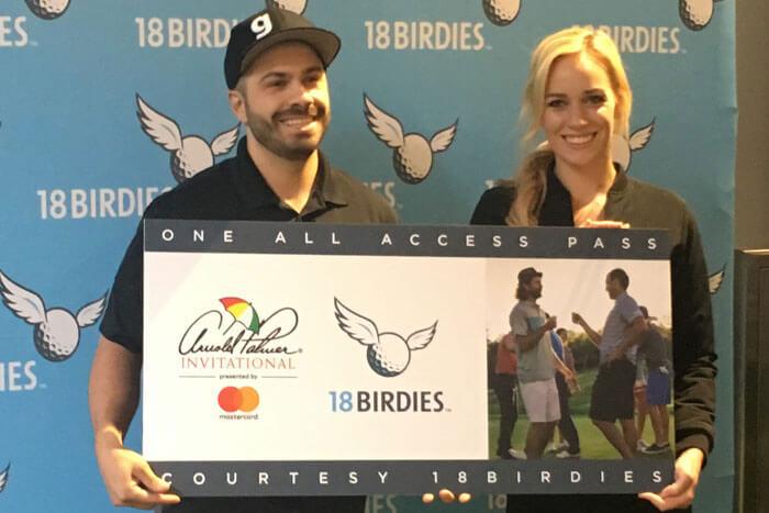 Paige Spiranac 18Birdies Golficity