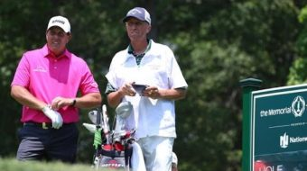 "After 25 Years Phil Mickelson and Caddie Jim ""Bones"" Mackay are Splitting Up"