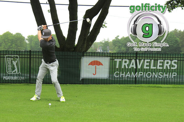 Playing TPC River Highlands and Taking a Shot at the Travelers Umbrella