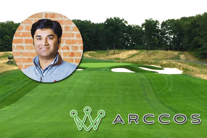 Sal Syed Arccos on The Golf Podcast