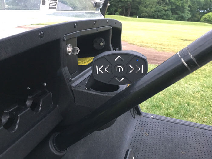 Sound Caddy Golf Speaker Review 2