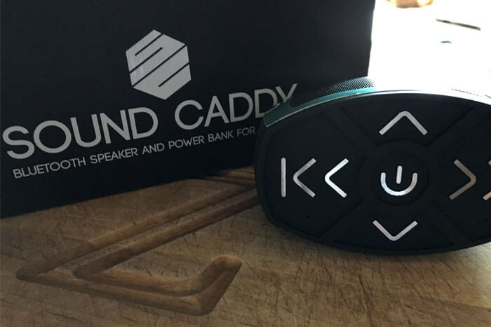 Sound Caddy Golf Speaker Review