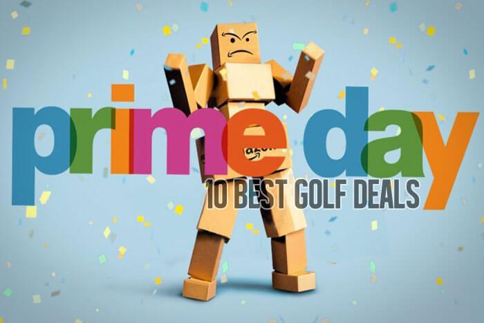 Top 10 Amazon Prime Day Golf Equipment Deals