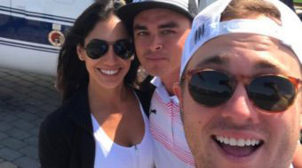 Rickie Fowler and Justin Thomas Tear Up NY/NJ in Style