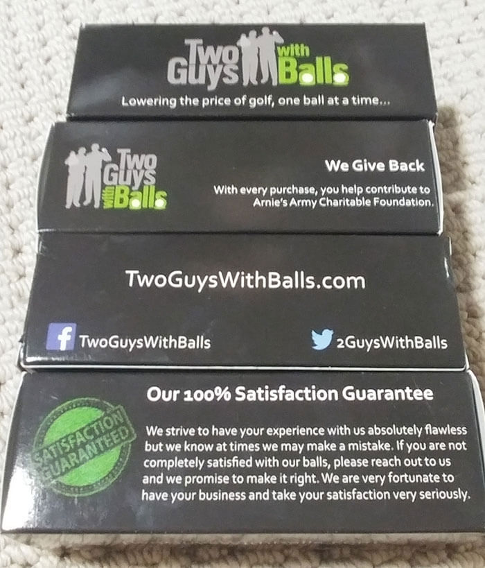 Two Guys with Balls Review 3
