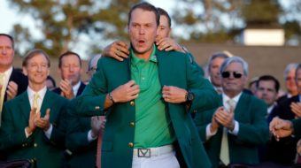 Augusta National Suing Site to Stop Sale of Green Jackets