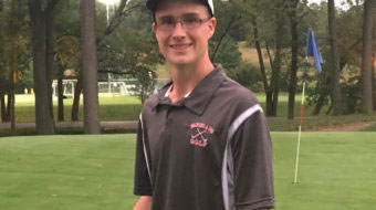 High School Golfer Ben Tetzlaff Drills Two Aces in 9 Holes