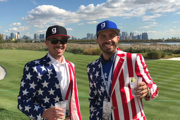 Golficity 2017 Presidents Cup