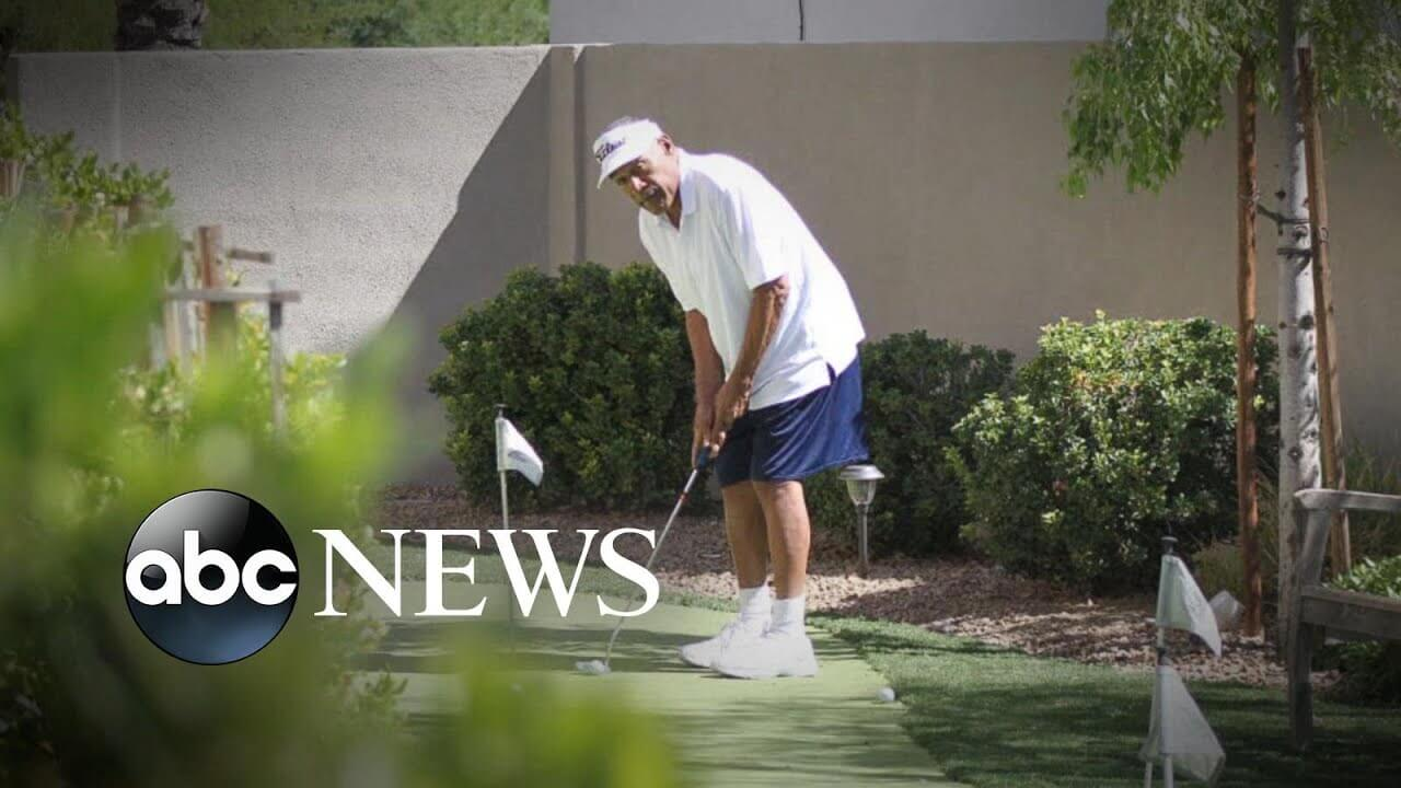 Fresh Out Of Jail O J Simpson Is Back On The Golf Course