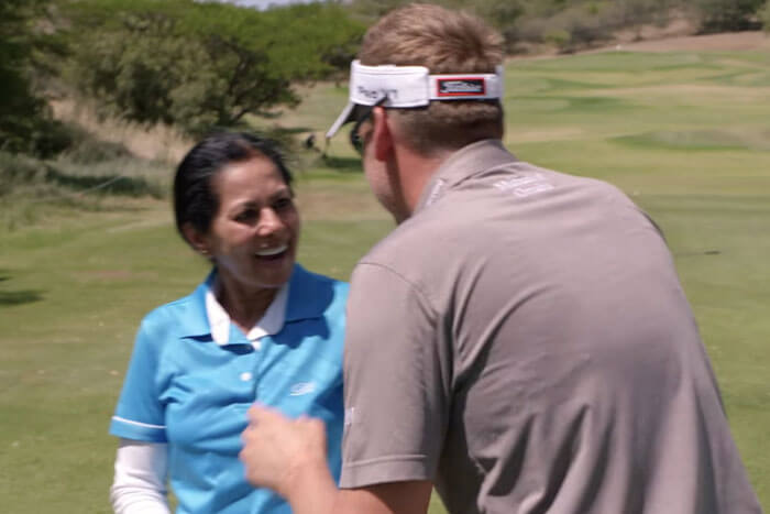 European Tour Players Prank Fans with Fake Lessons