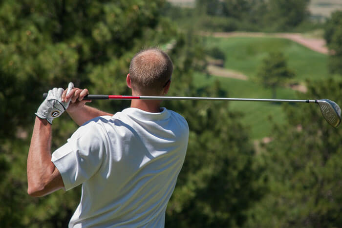 This Guy Cheated Work to Play 140 Rounds of Golf