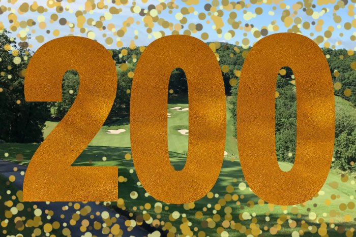 Golficity Golf Podcast 200th Episode