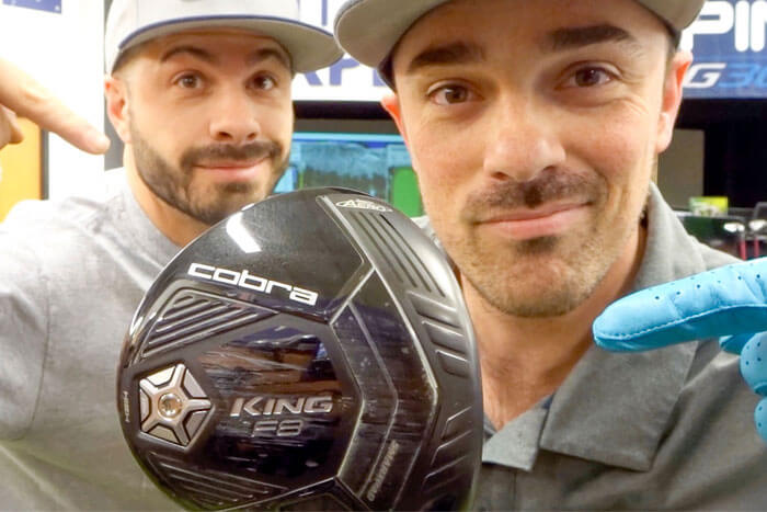 New Cobra King F8 Driver Review and Initial Impressions