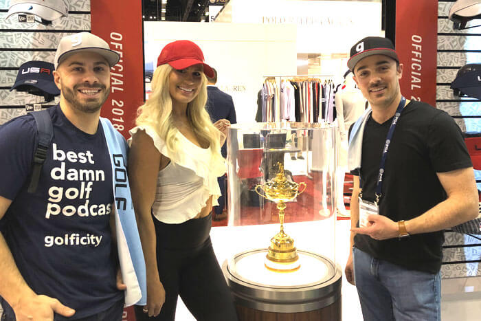 Recapping Our Trip to the 2018 PGA Merchandise Show