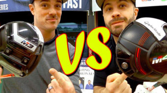Video Review – TaylorMade M3 vs. M4 Drivers