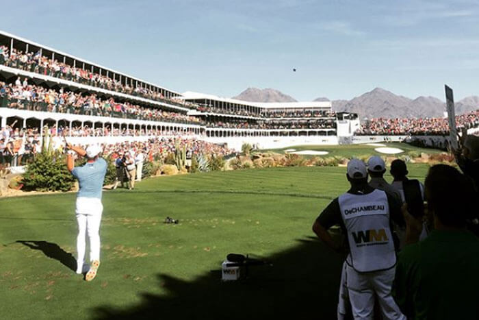 Waste Management Phoenix Open Shatters Attendance Record