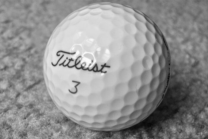 How Davis Love III Lost the Very First Pro V1