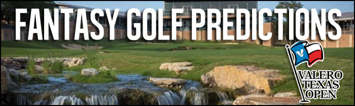 Valero Texas Open Prediction - TPC San Antonio Golf Odds