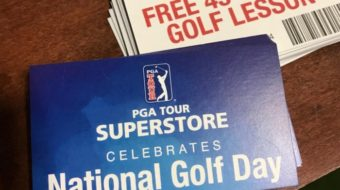 Free Golf Lessons for National Golf Day